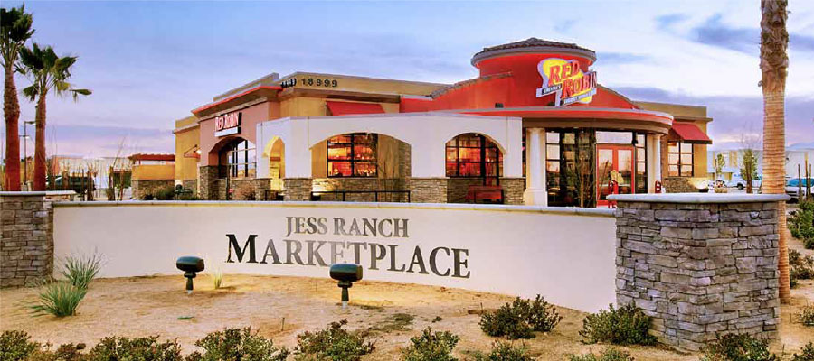 Jess Ranch MarketPlace, Apple Valley CA